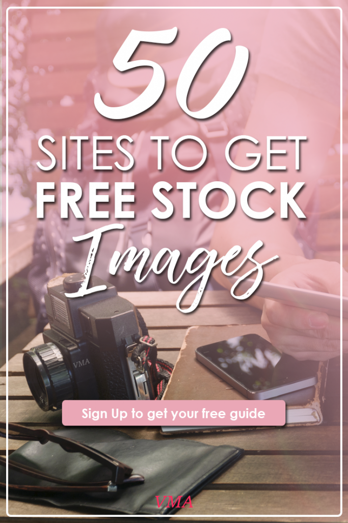 yourmarketingassistants - 50 sites to get free stock images