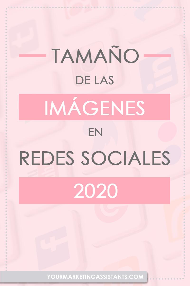 Medidas para Redes Sociales 2020