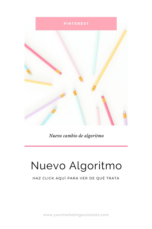 Algoritmo de Pinterest