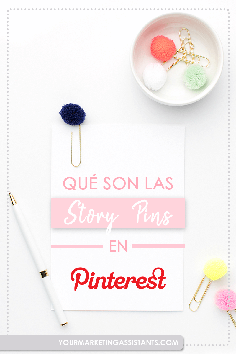 Story pins en Pinterest